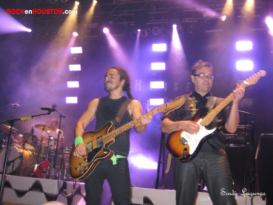 Cafe Tacvba en Houston